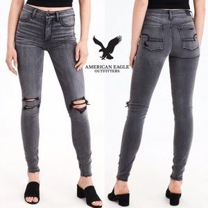 High-Waisted Jegging / American Eagle Outfitters